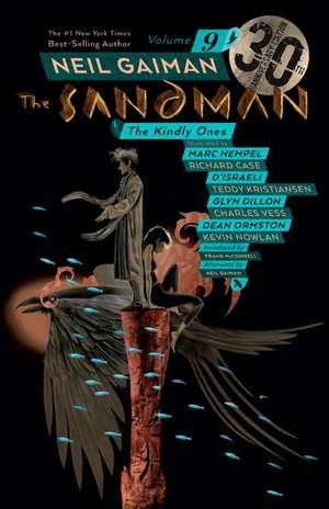 Sandman Volume 9: The Kindly Ones 30th Anniversary Edition de Neil Gaiman