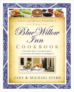 The Blue Willow Inn Cookbook de Michael Stern