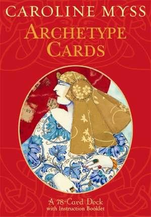 Archetype Cards de Caroline M. Myss