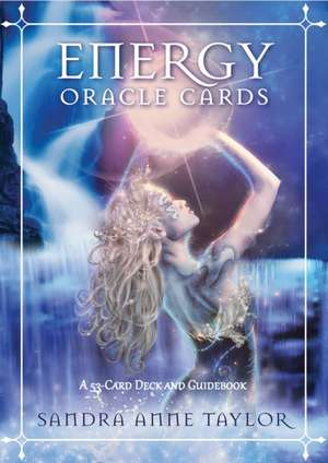 Energy Oracle Cards de Sandra Taylor