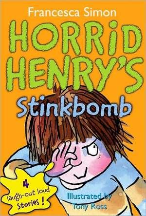 Horrid Henry's Stinkbomb de Francesca Simon
