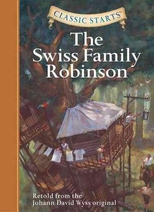 The Swiss Family Robinson de Johann Wyss