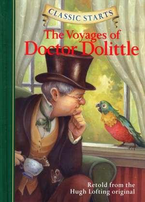 The Voyages of Doctor Dolittle de Hugh Lofting