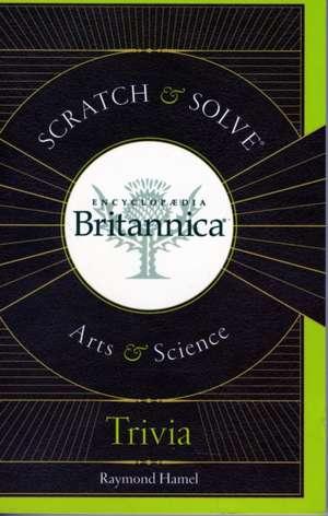 Encyclopaedia Britannica Arts & Science Trivia imagine