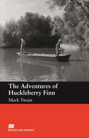 Macmillan Readers Adventures of Huckleberry Finn The Beginner Reader de Mark Twain
