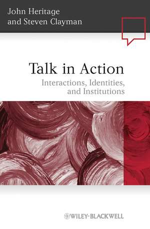 Talk in Action imagine