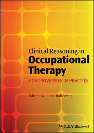 Clinical Reasoning in Occupational Therapy imagine