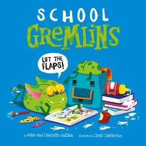 School Gremlins de Adam Guillain