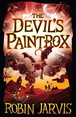 Devil's Paintbox de Robin Jarvis