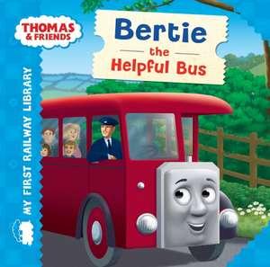 Thomas & Friends: My First Railway Library: Bertie the Helpful Bus de  Egmont Publishing UK