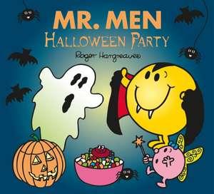 Mr Men Halloween Party