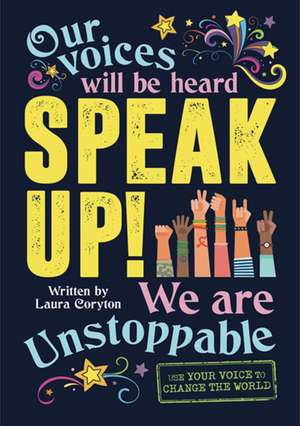 Speak Up! de Laura Coryton