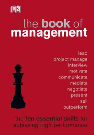 The Book of Management (Outlet)