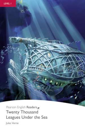 Level 1: 20,000 Leagues Under the Sea Book and CD Pack de Jules Verne