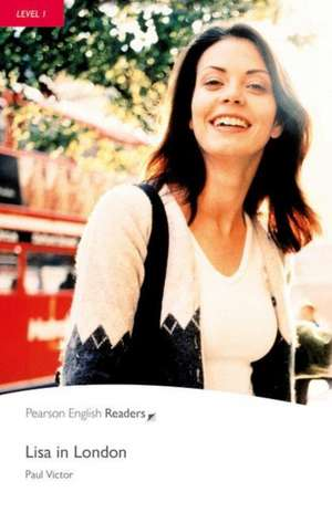 Level 1: Lisa In London Book and CD Pack de Paul Victor
