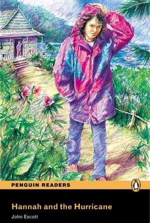 Easystart: Hannah and the Hurricane Book and CD Pack de John Escott