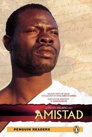 Amistad:  Curse of the Black Pearl, Level 2, Penguin Readers de Joyce Annette Barnes