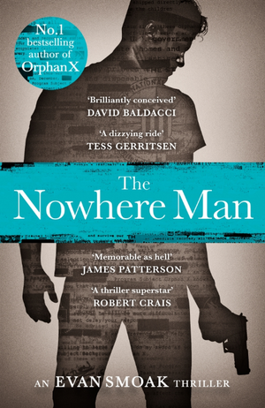 The Nowhere Man de Gregg Hurwitz