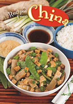 Recipes from China