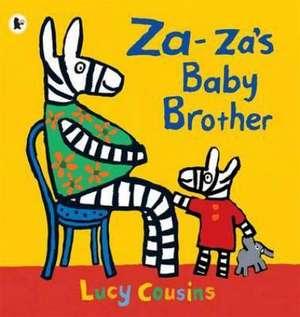 Cousins, L: Za-za's Baby Brother de Lucy Cousins