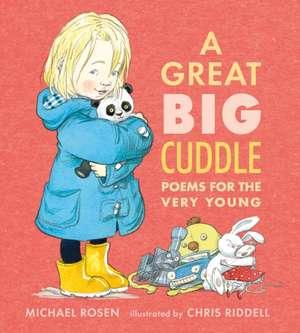 Rosen, M: A Great Big Cuddle de Michael Rosen