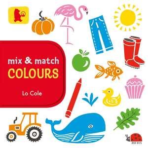 Mix and Match - Colours de Lo Cole