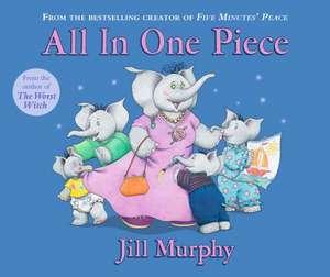All In One Piece de Jill Murphy