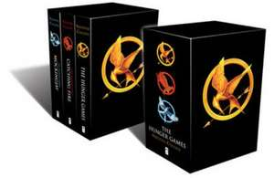 The Hunger Games Trilogy Classic de Suzanne Collins
