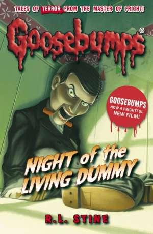 Night of the Living Dummy de R. L. Stine