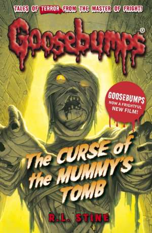 The Curse of the Mummy's Tomb de R. L. Stine