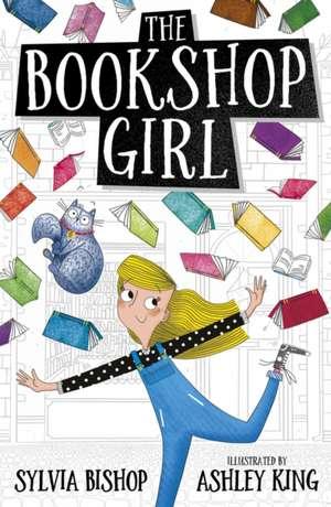 The Bookshop Girl de Sylvia Bishop