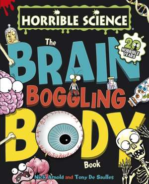 The Brain-Boggling Body Book