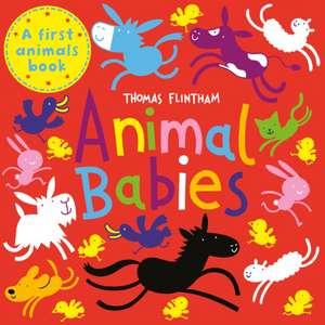 Flintham, T: Animal Babies de Thomas Flintham