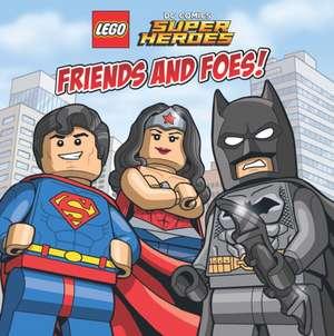 LEGO(R) DC Superheroes Friends and Foes de Trey King