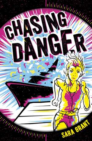 Chasing Danger 01. Mackenzie and Chase
