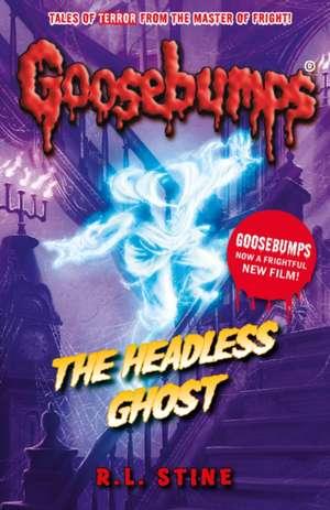 The Headless Ghost de R. L. Stine