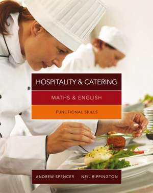 Maths & English for Hospitality and Catering imagine