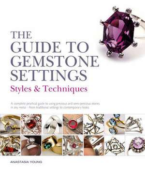 The Guide to Gemstone Settings