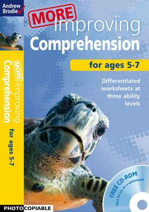 More Improving Comprehension 5-7