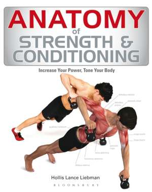 Anatomy of Strength and Conditioning imagine