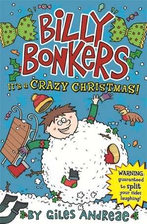 It's a Crazy Christmas de Giles Andreae