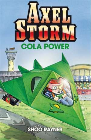 AXEL STORM COLA POWER