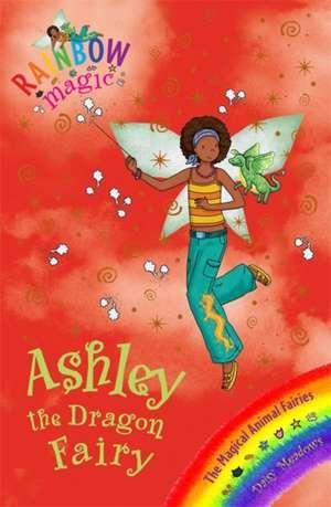 Rainbow Magic: Ashley the Dragon Fairy de Daisy Meadows