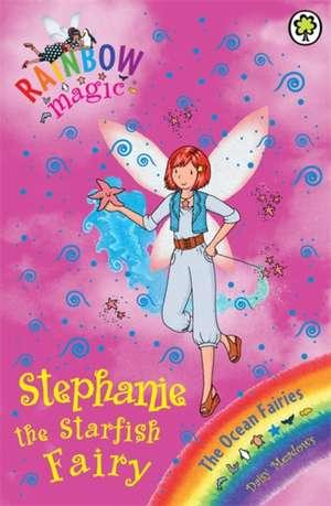 Stephanie the Starfish Fairy de Daisy Meadows