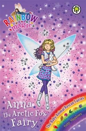 Anna the Arctic Fox Fairy de Daisy Meadows