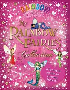 Meadows, D: Rainbow Magic: My Rainbow Fairies Collection de Daisy Meadows