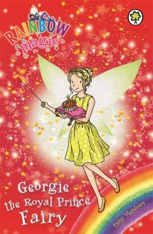 Rainbow Magic: Georgie the Royal Prince Fairy de Daisy Meadows