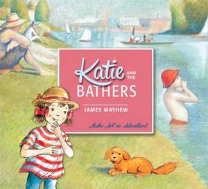 Katie and the Bathers de James Mayhew