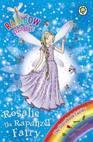 Rainbow Magic: Rosalie the Rapunzel Fairy de Daisy Meadows