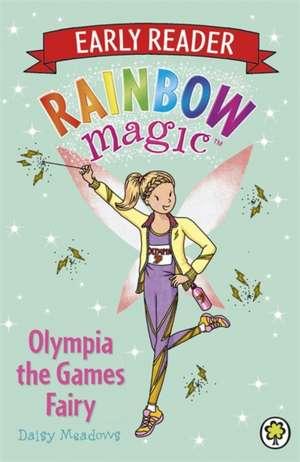 Rainbow Magic: Olympia the Games Fairy de Daisy Meadows